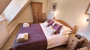 Belview Cottage Dorset - double room