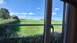 Belview Cottage Dorset - rural view